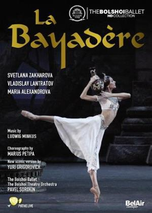 Rent La Bayadère: Bolshoi Ballet (Pavel Sorokin) Online DVD Rental