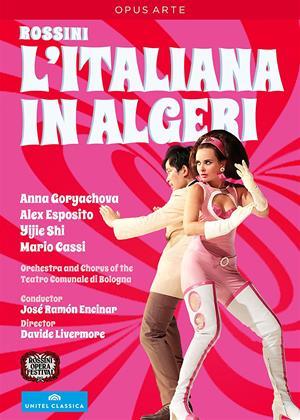 Rent L'italiana in Algeri: The Pesaro Festival (José Ramón Encinar) Online DVD Rental