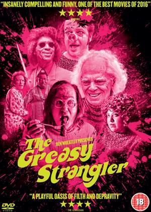 The Greasy Strangler Online DVD Rental