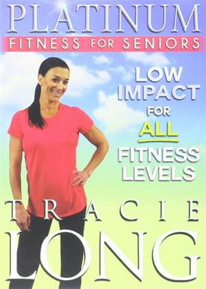 Tracie Long: Platinum Fitness for Seniors Online DVD Rental