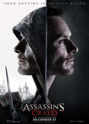Assassin's Creed Online DVD Rental