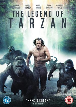 The Legend of Tarzan Online DVD Rental