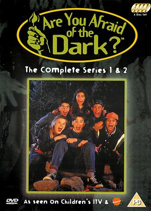 Are You Afraid of the Dark?: Series 1 and 2 Online DVD Rental