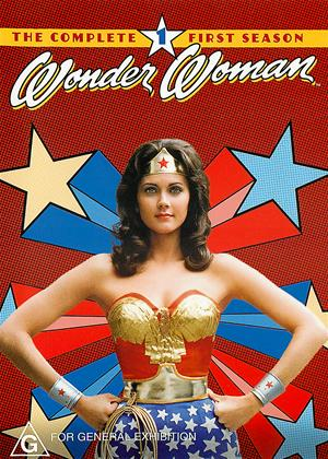 Wonder Woman: Series 1 Online DVD Rental