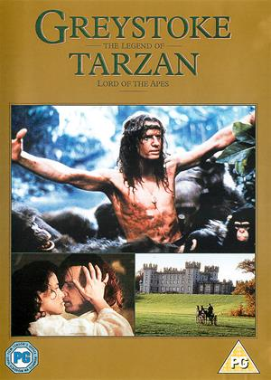 Greystoke: The Legend of Tarzan, Lord of the Apes Online DVD Rental