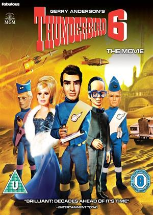 Thunderbird 6 Online DVD Rental