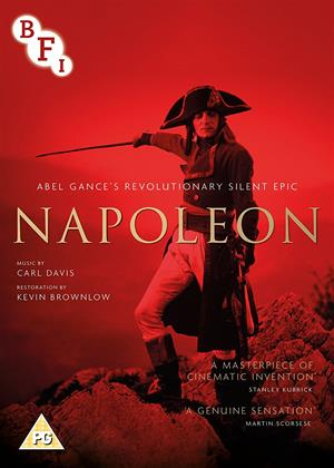 Rent Napoleon (aka Napoléon vu par Abel Gance) Online DVD Rental