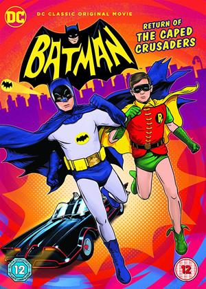 Batman: Return of the Caped Crusaders Online DVD Rental