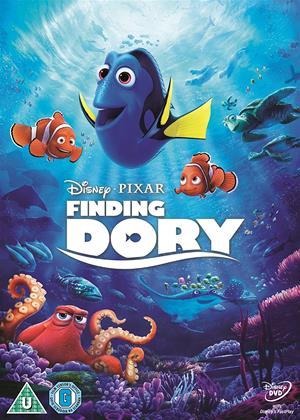 Finding Dory Online DVD Rental