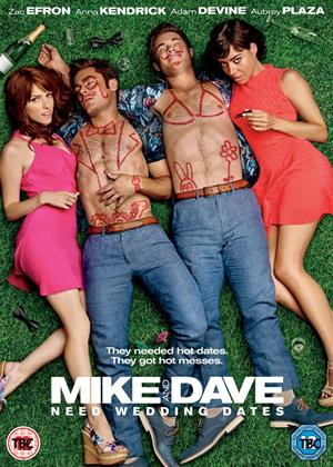 Mike and Dave Need Wedding Dates Online DVD Rental