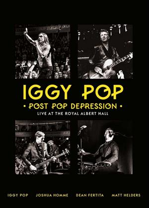 Iggy Pop: Post Pop Depression: Live at the Royal Albert Hall Online DVD Rental