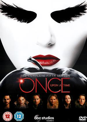 Once Upon a Time: Series 5 Online DVD Rental