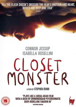 Closet Monster Online DVD Rental