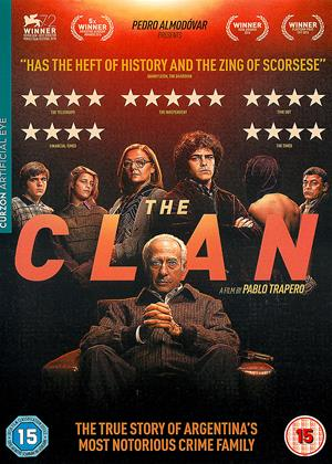 Rent The Clan (aka El Clan) Online DVD Rental