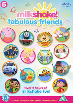 Milkshake!: Fabulous Friends Online DVD Rental