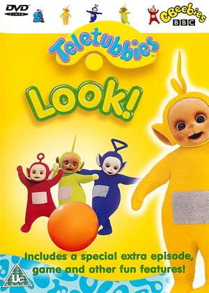 Teletubbies: Look! Online DVD Rental