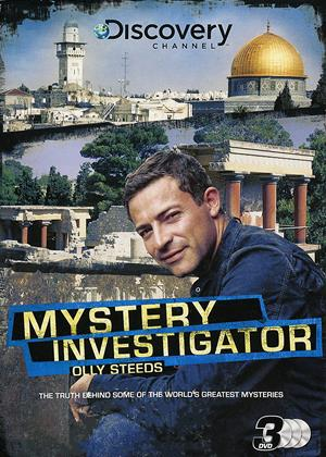Mystery Investigations with Olly Steeds Online DVD Rental