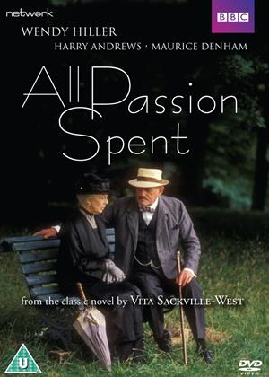 All Passion Spent Online DVD Rental