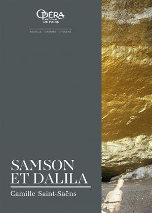 Samson and Delilah: Opera De Paris (Philippe Jordan) Online DVD Rental