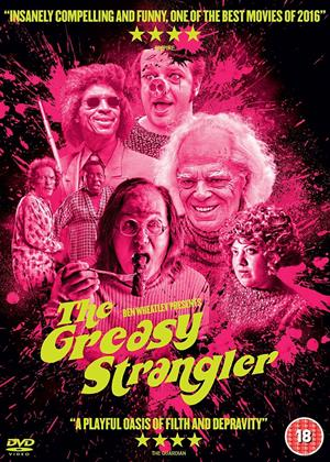 The Greasy Strangler Online DVD Rental