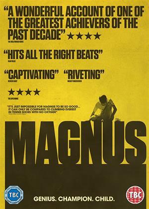 Magnus Online DVD Rental