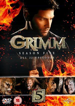 Grimm: Series 5 Online DVD Rental
