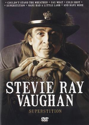 Stevie Ray Vaughan: Superstition: Live Online DVD Rental