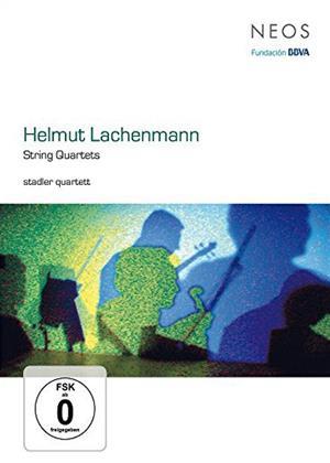 Helmut Lachenmann: String Quartets Online DVD Rental
