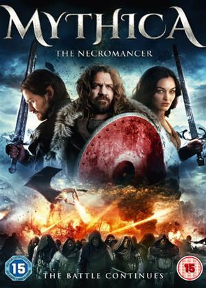Mythica: The Necromancer Online DVD Rental