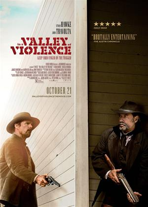 Rent In a Valley of Violence Online DVD Rental