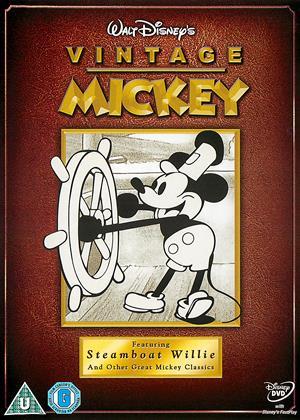 Rent Walt Disney's Vintage Mickey Online DVD Rental