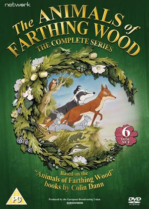 The Animals of Farthing Wood Online DVD Rental