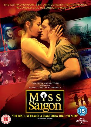 Miss Saigon: 25th Anniversary Performance Online DVD Rental