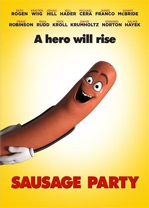 Sausage Party Online DVD Rental