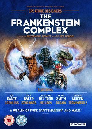 Creature Designers: The Frankenstein Complex Online DVD Rental