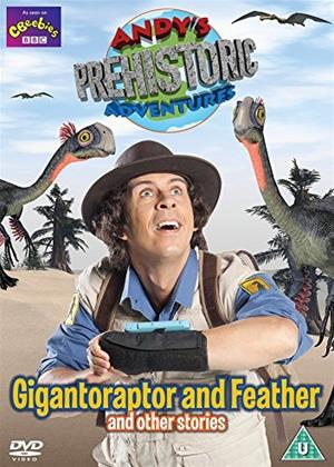 Andy's Prehistoric Adventures: Gigantoraptor and Feather and Other Stories Online DVD Rental