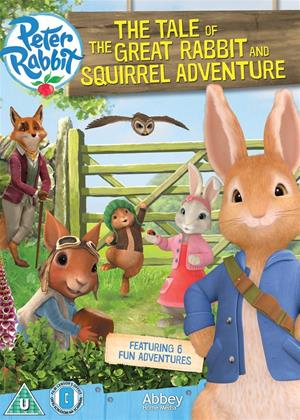 Peter Rabbit: The Tale of the Great Rabbit and Squirrel Adventure Online DVD Rental