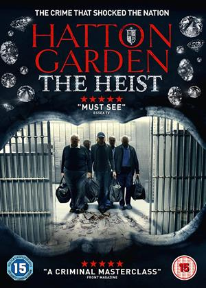 Hatton Garden: The Heist Online DVD Rental