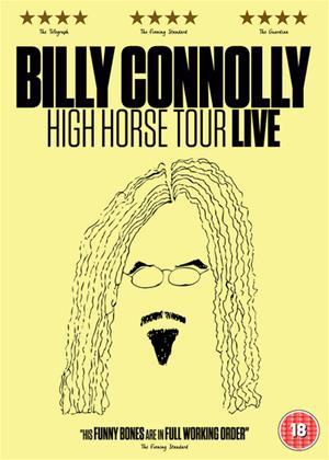 Billy Connolly: High Horse Tour Online DVD Rental