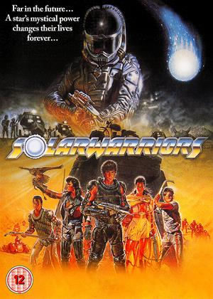 Solar Warriors Online DVD Rental