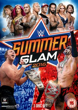 WWE: Summerslam 2016 Online DVD Rental