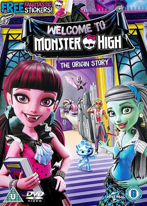 Monster High: Welcome to Monster High Online DVD Rental