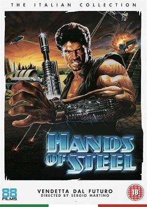 Hands of Steel Online DVD Rental