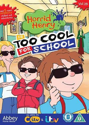 Horrid Henry: Too Cool for School Online DVD Rental