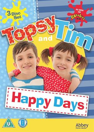 Topsy and Tim: Happy Days Online DVD Rental