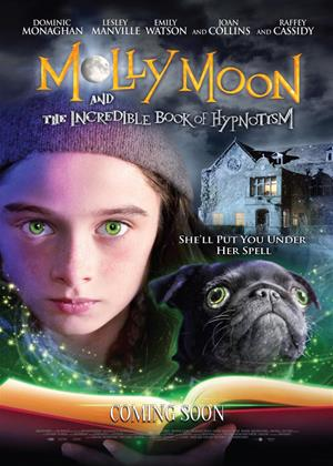 Molly Moon and the Incredible Book of Hypnotism Online DVD Rental