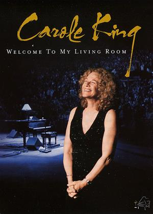 Rent Carole King: Welcome to My Living Room Online DVD Rental