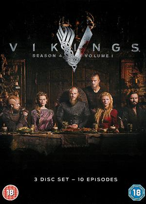 Vikings: Series 4: Part 1 Online DVD Rental
