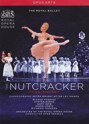 Rent The Nutcracker: The Royal Ballet Online DVD Rental