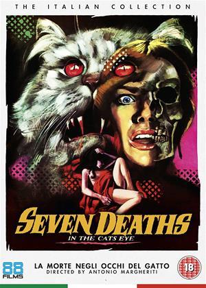 Seven Dead in the Cat's Eye Online DVD Rental